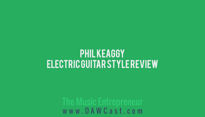 Phil Keaggy Electric Guitar Style Review