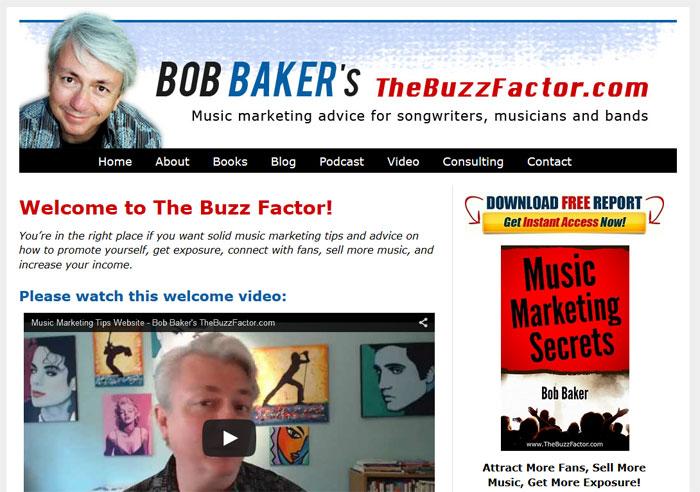 Bob Baker's TheBuzzFactor.com