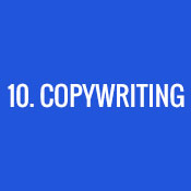 10. Copywriting