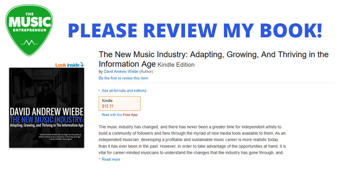 Please Review My Book!