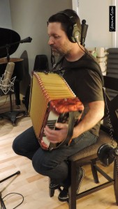 Accordion - recording with Goemon5