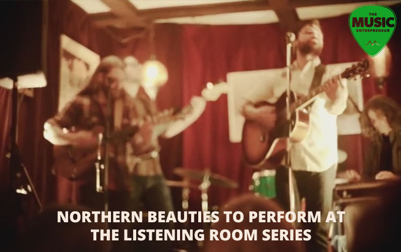 Northern Beauties to perform at The Listening Room Series at Café Blanca