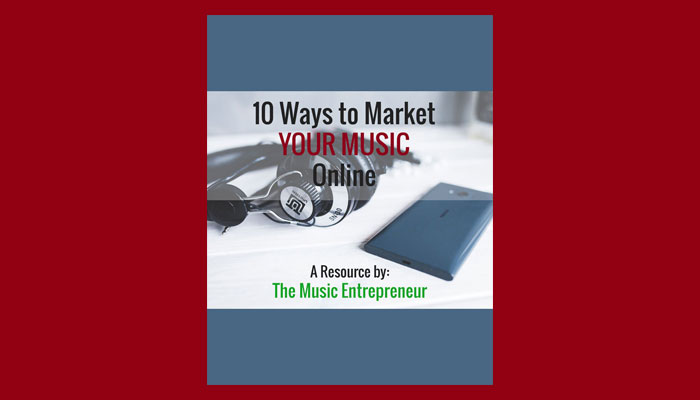10 Ways to Market Your Music Online