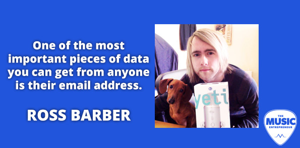 Ross Barber on email marketing