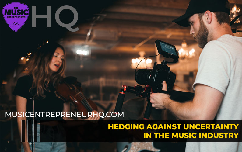Hedging Against Uncertainty in the Music Industry