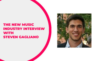 237 – Music Streaming, Copyright & NFTs – with Steven Gagliano